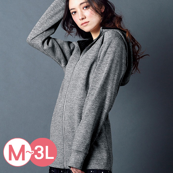 日本代購-RyuRyu mall彈性連帽內拉絨合身外套(共二色/M-LL) 日本代購,RyuRyu mall,連帽