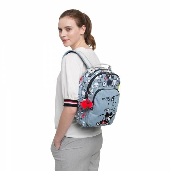 日本代購-特價Kipling ✕ Disney米奇Mickey Mouse後背包(售價已折) 日本代購,米奇Mickey Mouse後背包