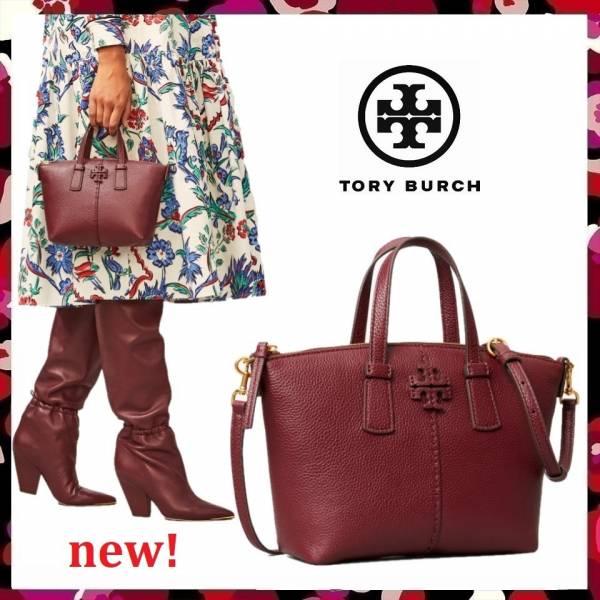 TORY BURCH MCGRAW  MINI TOP-ZIP SATCHEL 2WAY水餃包 Tory Burch,水餃包