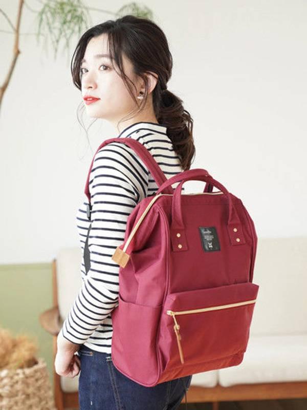 日本代購-特價earth×anello聯名款後背包(售價已折) agnes b.,東區時尚