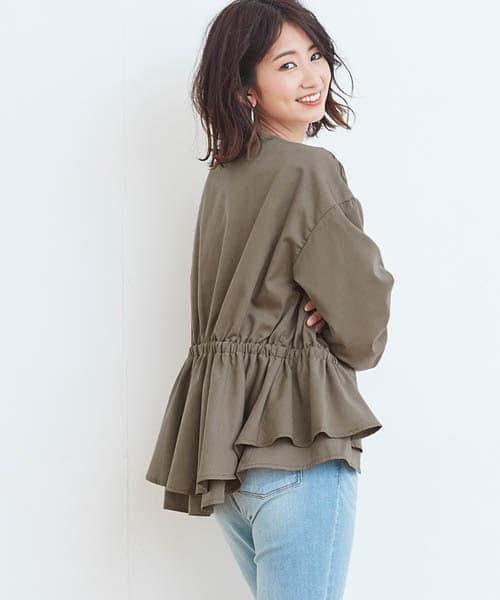 日本代購-日本質感品牌皺褶外套 日本代購,外套
