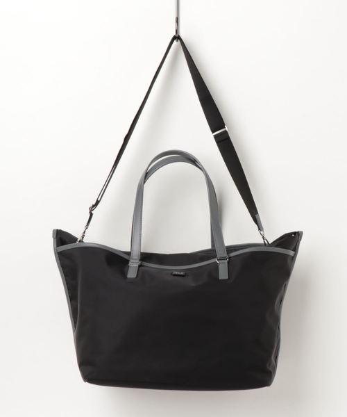 日本代購-特價agnes b.防潑水尼龍2way水餃包(售價已折) agnes b.,東區時尚,斜背包