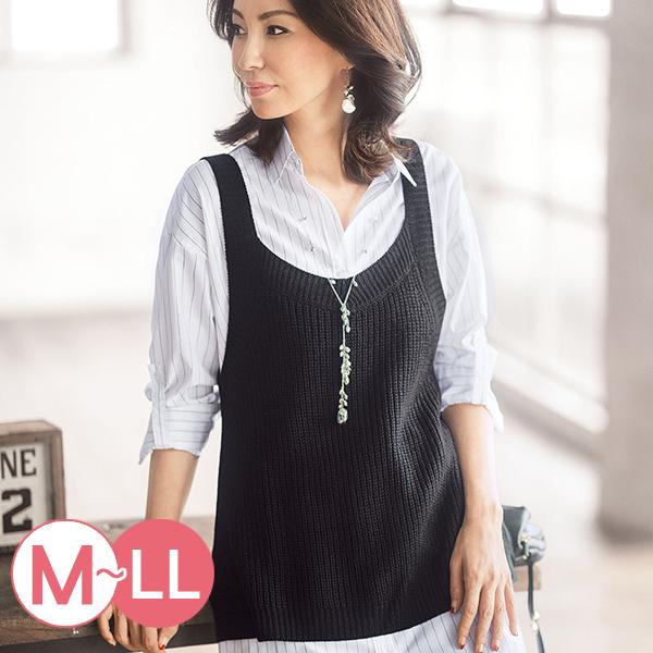 日本代購-portcros羅紋編織時尚針織背心(共三色/M-LL) 日本代購,portcros,針織