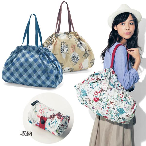 日本代購-迪士尼方便收納束口環保購物袋運動包(共三色) 日本空運,東區時尚,購物袋