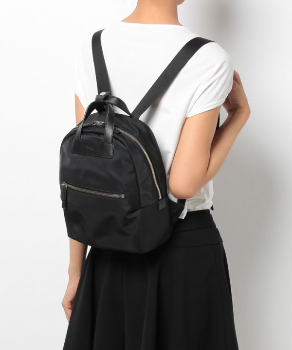 agnes b. 男女通用尼龍小後背包(售價已折) agnes b.,日本空運,東區時尚