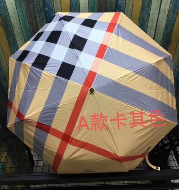 【超值預購】特價BURBERRY晴雨2用全自動陽傘(售價已折) 日本代購,BURBERRY,傘