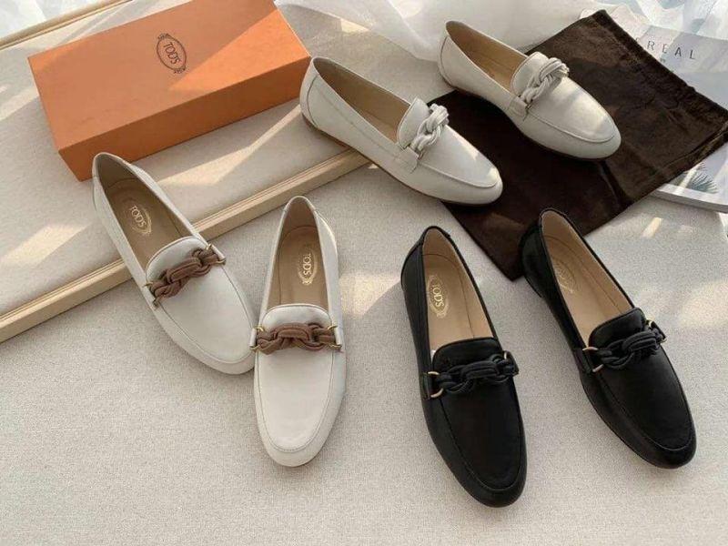 特價TOD's麻花結牛皮樂福鞋(售價已折) TOD's,樂福鞋