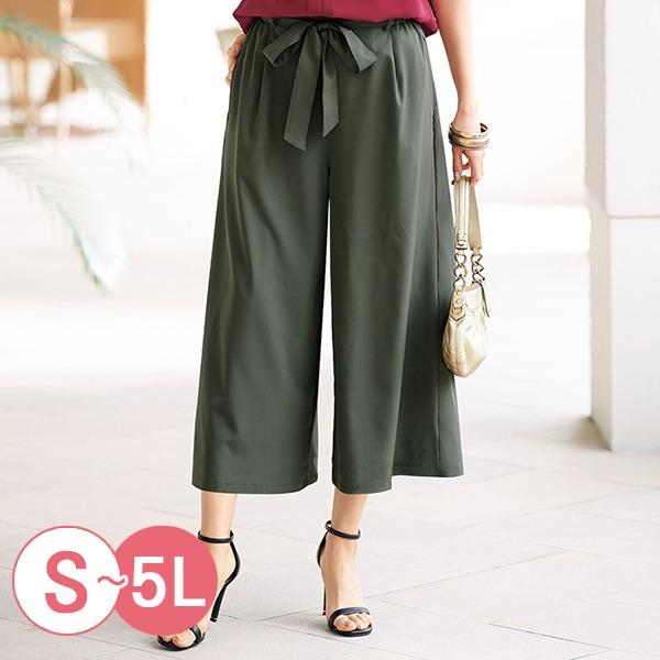 日本代購-portcros彈性速乾涼感繫帶寬褲S-LL(共四色) 日本代購,portcros,寬褲