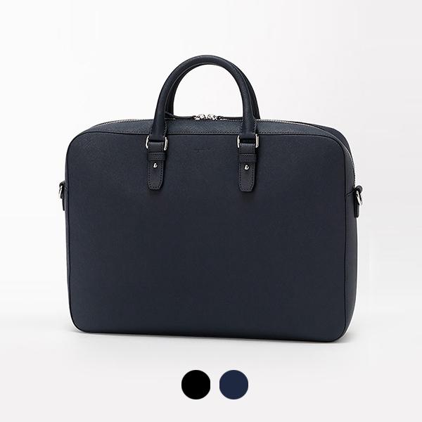日本代購-agnes b. 2way防刮皮公事包商務包 agnes b.,東區時尚,公事包