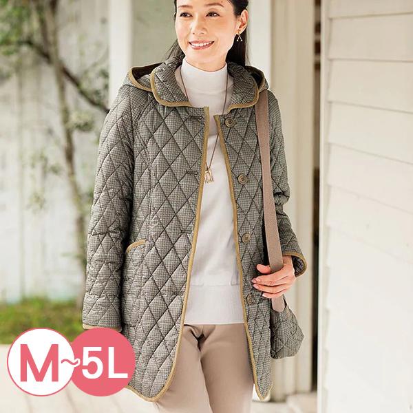 日本代購-附背包防風保暖鋪棉外套(共三色/M-LL) 日本代購,防風,鋪棉
