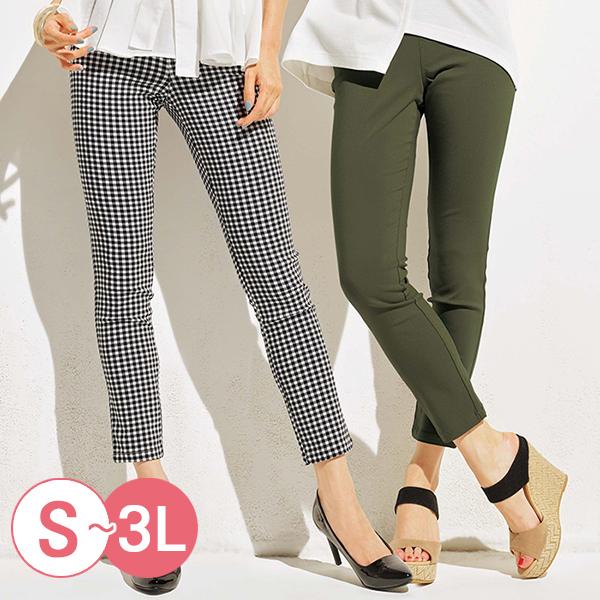 日本代購-小臀效果彈性緊身褲(共五色/S-LL) 日本代購,緊身褲