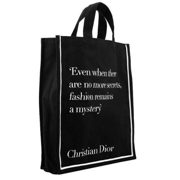 特價英國 Victoria & Albert Museum x Dior 聯名重磅厚帆布包(售價已折) 日本代購,帆布包
