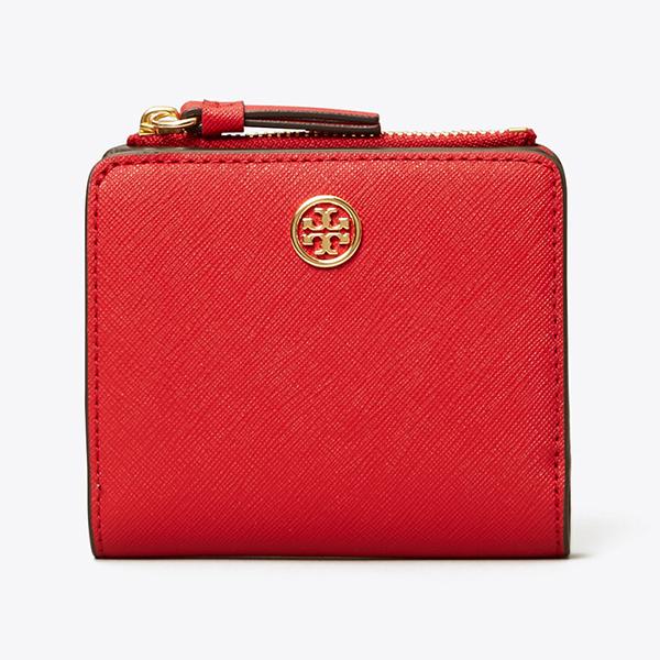 日本代購-Tory Burch Robinson防刮皮短夾迷你錢包(共四色) agnes b.,東區時尚,TB包