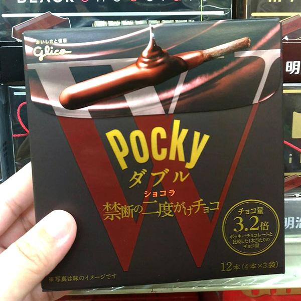 日本代購-草莓/巧克力 濃厚pocky棒 東區時尚,日本代購,pocky棒