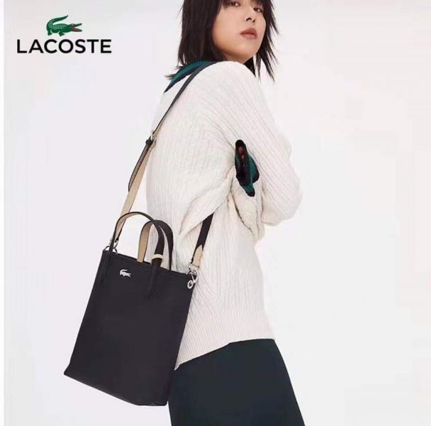 特價Lacoste 鱷魚牌双面托特子母包(售價已折) 日本代購,Lacoste,鱷魚