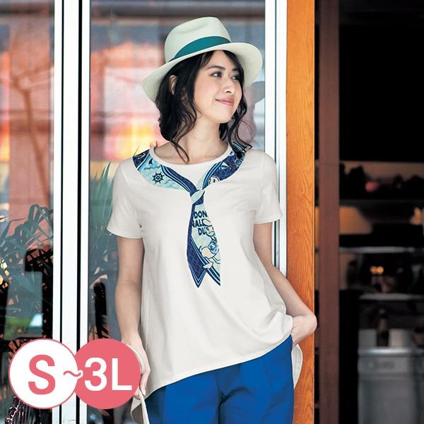 日本代購-前短後長迪士尼米奇唐老鴨T恤(共三色/S-LL) 日本空運,東區時尚,T恤