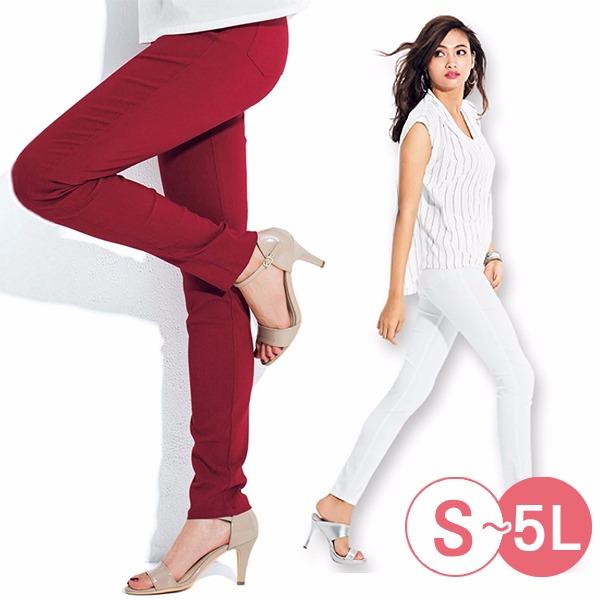 現貨-GINGER涼感彈力緊身褲-素色款(共二色/M) 日本代購,GINGER,緊身褲