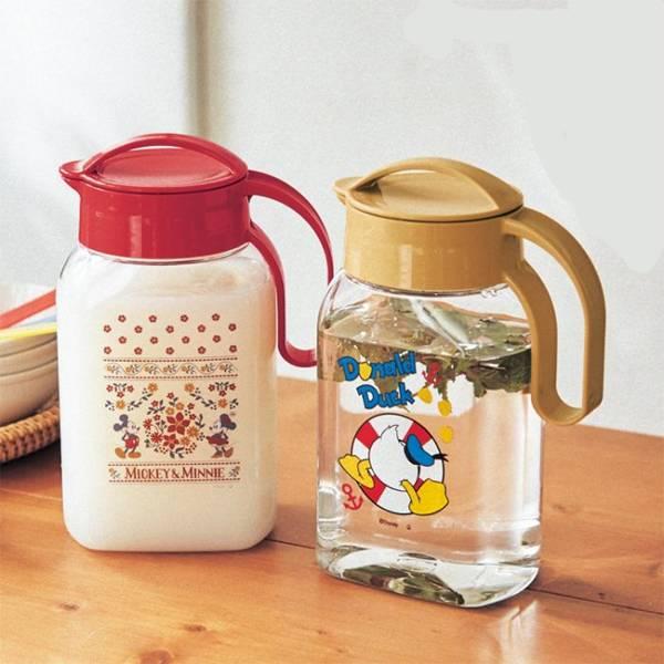 日本代購-日本製迪士尼 冷熱水可 寬口徑可清洗冷水壺 東區時尚,日本代購,冷水壺