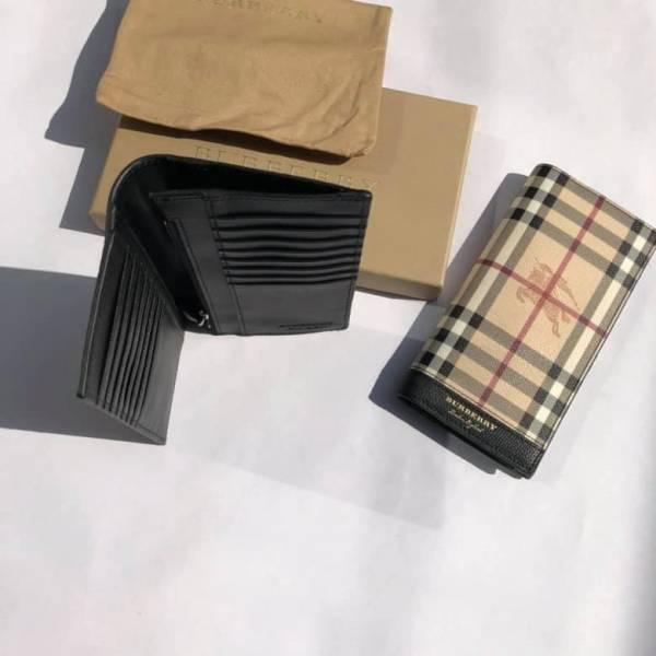 日本代購-特價BURBERRY 經典戰馬格紋釦式長夾B款(售價已折) 日本代購,BURBERRY,House ㄝ長夾