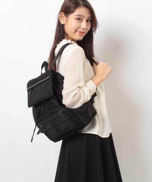 特價-agnes b. 精選都會OL最愛後背包(售價已折) 日本空運,東區時尚,agnes b.