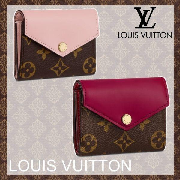 LOUIS VUITTON  M62933  ZOÉ 錢包 LOUIS VUITTON  M62933  ZOÉ 錢包
