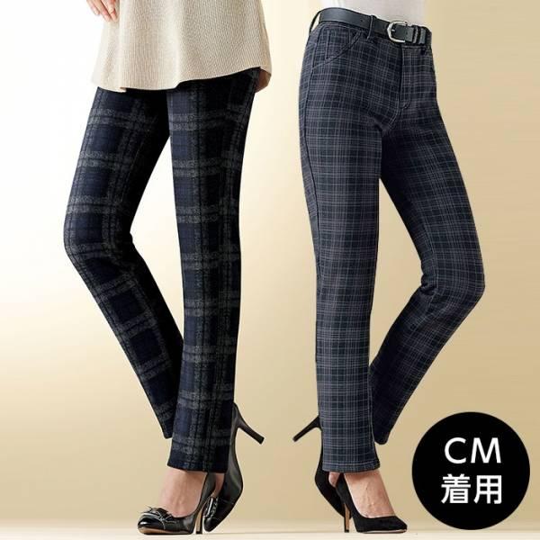 日本代購-portcros彈性內鋪毛長褲(S-LL) 日本代購,portcros,長褲