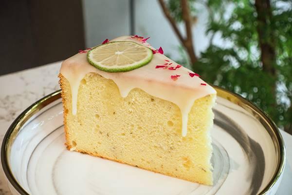 【切片】瑪黛檸檬蛋糕(常溫)
