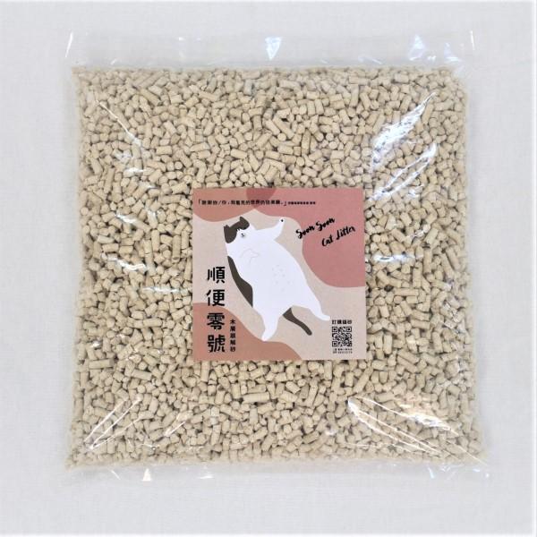 【崩解式】順便零號木屑砂 崩解砂, 嘖嘖貓砂, 拼圖喵, 環保木屑砂