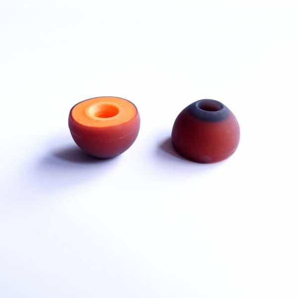 Symbio W 匈牙利 矽膠海綿耳塞 小橘塞 適用大多數 IEM 耳道式耳機 小橘塞, Symbio,Symbio W,耳塞,替換耳塞,分享,台灣,推薦,開箱,低音,隔音,記憶海綿,海綿.犬爸,犬爸嚴選