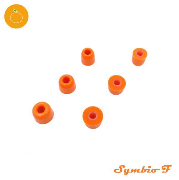 Symbio F 匈牙利 記憶海綿耳塞 小橘塞 適用大多數 IEM 耳道式耳機 小橘塞, Symbio,Symbio F,耳塞,替換耳塞,分享,台灣,推薦,開箱,低音,隔音,海綿,記憶海綿,犬爸,犬爸嚴選,開箱