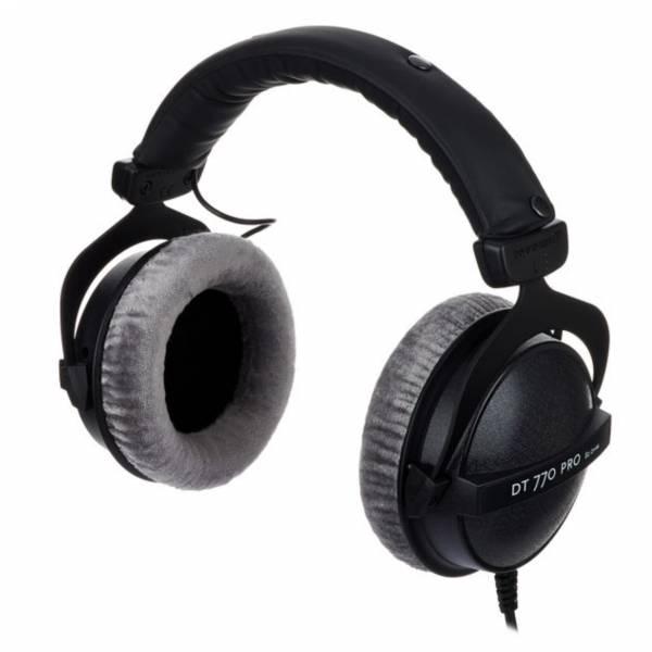 beyerdynamic 拜耳動力 DT 770 PRO 封閉式 監聽耳罩式耳機 80 250歐姆 beyerdynamic,拜耳,拜耳動力,DT 770 PRO,耳罩式耳機,頭戴式耳機,通勤,上班族,大學,宿舍