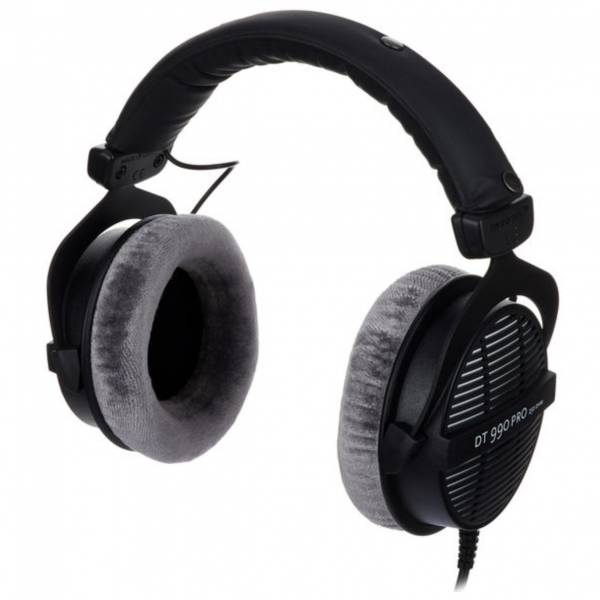 beyerdynamic 拜耳動力 DT 990 PRO 開放式 監聽耳罩式耳機 250歐姆 beyerdynamic,拜耳,拜耳動力,DT 990 PRO,開放式,耳罩式耳機,頭戴式耳機,通勤,上班族,大學,宿舍