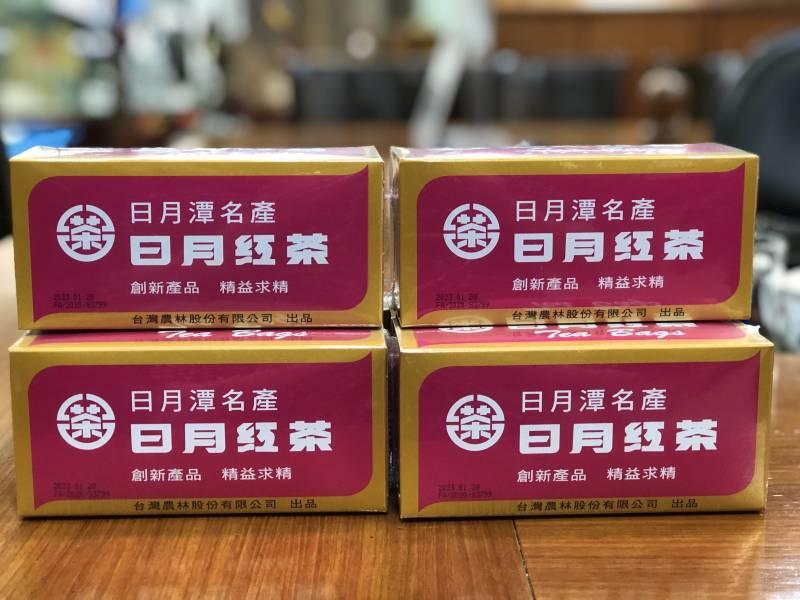 日月紅茶(25入) Tea bag