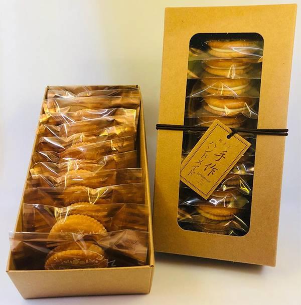 ヌガークラッカー/牛軋餅 鳳梨酥,台湾伴手禮,手作,一番屋