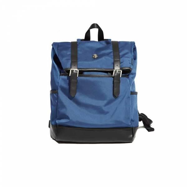 演繹世代-後背包 (深藍/咖啡) The89,男包,女包,斜肩包,後背包,腰包公事包,小包,短夾,長夾,手拿包,托特包,手提包,配件,證件夾,零錢包,名牌精品,專櫃品牌