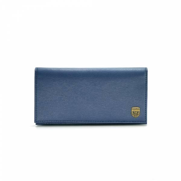 典藏皮革-長夾 (藍) The89,男包,女包,斜肩包,後背包,腰包公事包,小包,短夾,長夾,手拿包,托特包,手提包,配件,證件夾,零錢包,名牌精品,專櫃品牌