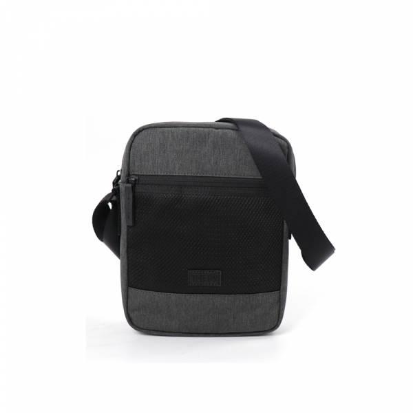 輕簡漫遊-斜背包 (深灰/深藍) The89,男包,女包,斜肩包,後背包,腰包公事包,小包,短夾,長夾,手拿包,托特包,手提包,配件,證件夾,零錢包,名牌精品,專櫃品牌