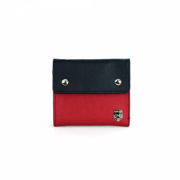 生活密碼-短皮夾 (紅色) The89,男包,女包,斜肩包,後背包,腰包公事包,小包,短夾,長夾,手拿包,托特包,手提包,配件,證件夾,零錢包,名牌精品,專櫃品牌