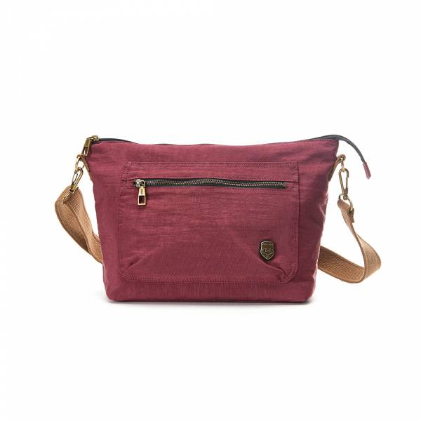 美好年代-斜背包 (暗紅色) The89,男包,女包,斜肩包,後背包,腰包公事包,小包,短夾,長夾,手拿包,托特包,手提包,配件,證件夾,零錢包,名牌精品,專櫃品牌