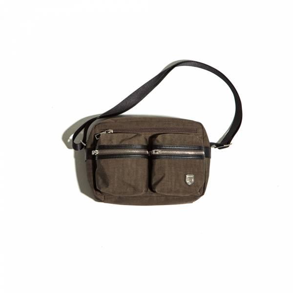 輕簡慢遊-斜背包(咖啡色) The89,男包,女包,斜肩包,後背包,腰包公事包,小包,短夾,長夾,手拿包,托特包,手提包,配件,證件夾,零錢包,名牌精品,專櫃品牌