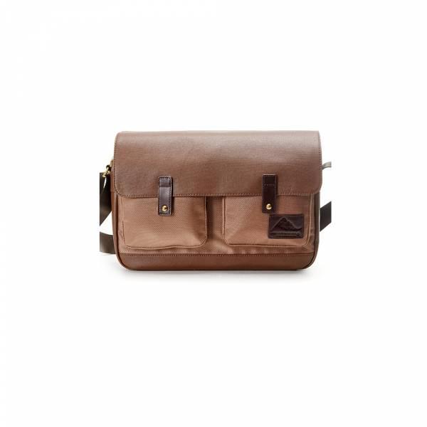 威尼斯映像-側背包 (黑/咖啡色) The89,男包,女包,斜肩包,後背包,腰包公事包,小包,短夾,長夾,手拿包,托特包,手提包,配件,證件夾,零錢包,名牌精品,專櫃品牌