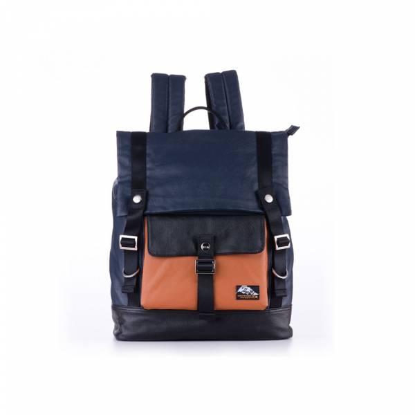 城市旅者-後背包 (橘藍) The89,男包,女包,斜肩包,後背包,腰包公事包,小包,短夾,長夾,手拿包,托特包,手提包,配件,證件夾,零錢包,名牌精品,專櫃品牌