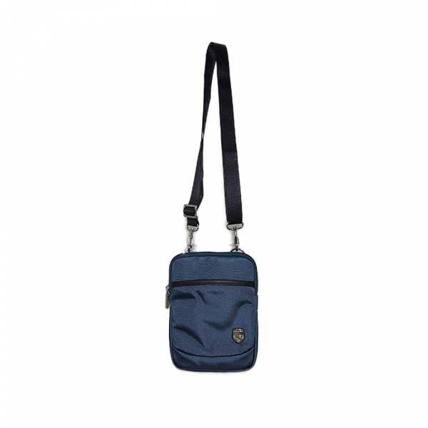 簡約思考-斜背包 (黑/藍) The89,男包,女包,斜肩包,後背包,腰包公事包,小包,短夾,長夾,手拿包,托特包,手提包,配件,證件夾,零錢包,名牌精品,專櫃品牌