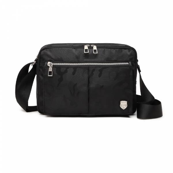 酷黑迷彩-斜背包 (黑) The89,男包,女包,斜肩包,後背包,腰包公事包,小包,短夾,長夾,手拿包,托特包,手提包,配件,證件夾,零錢包,名牌精品,專櫃品牌