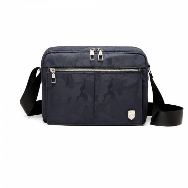 酷黑迷彩-斜背包 (深藍) The89,男包,女包,斜肩包,後背包,腰包公事包,小包,短夾,長夾,手拿包,托特包,手提包,配件,證件夾,零錢包,名牌精品,專櫃品牌