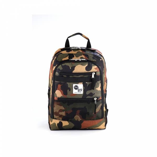 肆意縱行-後背包 (迷彩軍綠) The89,男包,女包,斜肩包,後背包,腰包公事包,小包,短夾,長夾,手拿包,托特包,手提包,配件,證件夾,零錢包,名牌精品,專櫃品牌