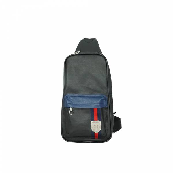 科技品格-斜肩包 (黑) The89,男包,女包,斜肩包,後背包,腰包公事包,小包,短夾,長夾,手拿包,托特包,手提包,配件,證件夾,零錢包,名牌精品,專櫃品牌