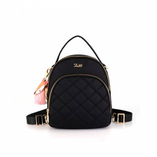 夢寐以求-斜/後背包 (黑) The89,男包,女包,斜肩包,後背包,腰包公事包,小包,短夾,長夾,手拿包,托特包,手提包,配件,證件夾,零錢包,名牌精品,專櫃品牌