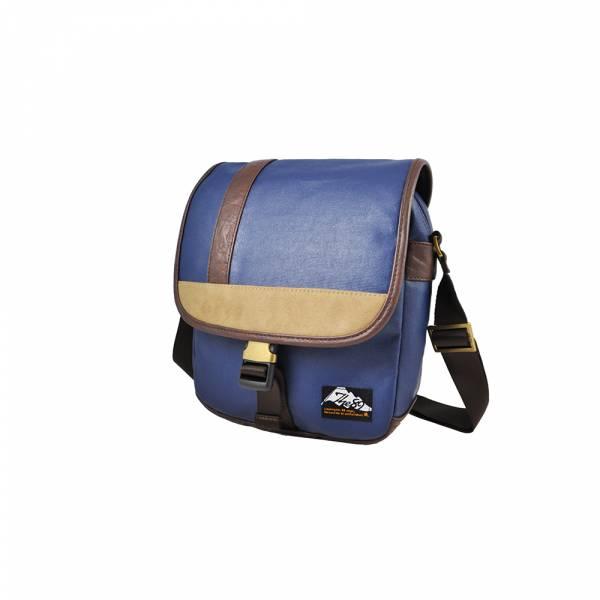 藍調情懷-斜背包 (藍) The89,男包,女包,斜肩包,後背包,腰包公事包,小包,短夾,長夾,手拿包,托特包,手提包,配件,證件夾,零錢包,名牌精品,專櫃品牌