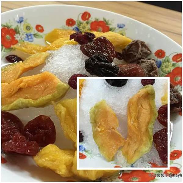 蔥媽媽 綜合果乾、蜜餞 果香濃郁 自然甘甜 營養健康的好滋味 冰品DIY 繽紛甜品 自己作煮 美味零距離! 水果刨冰,果乾食譜,水果乾